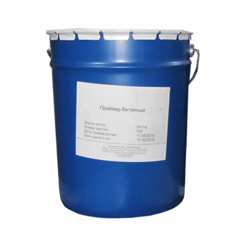 Праймер битумный (21,5л/металл) ХТП 18кг