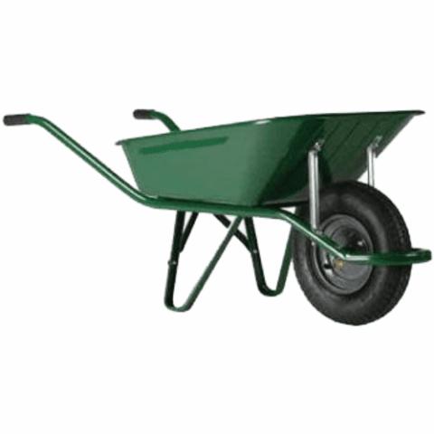Тележка садово-огородная одноколесная СТАНДАРТ Нуртау-А (с колесом)