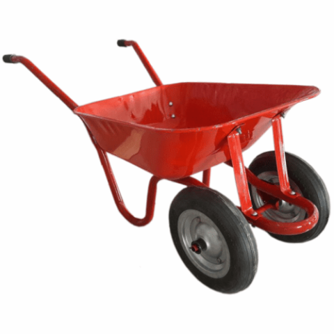 Тележка садово-огородная двухколесная Нуртау-А (с колесами)