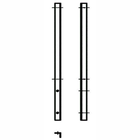 Кронштейн прямой Нуртау-А